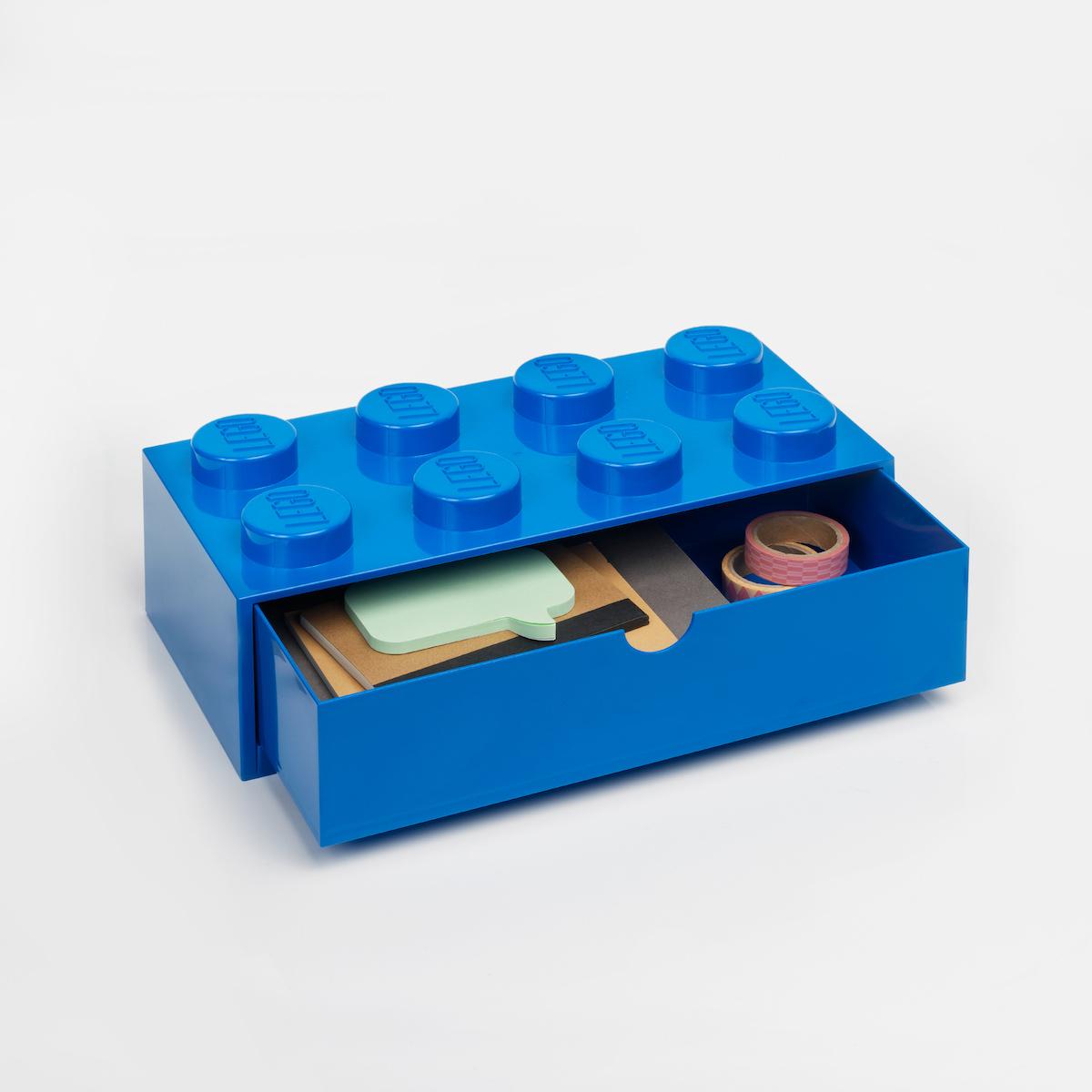 LEGO® Desk Drawer Brick 8
