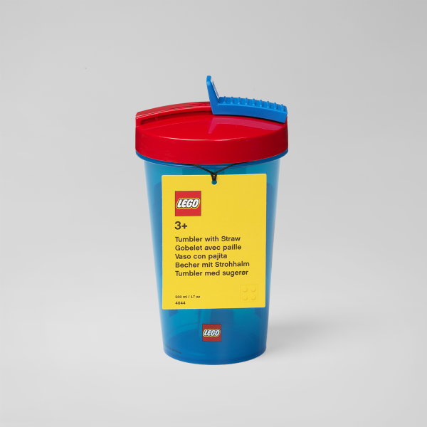 drinking bottle, lego, tumbler, straw, iconic, happy, plastic, container, water, enjoy,