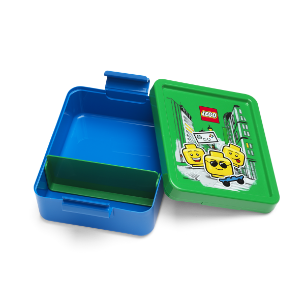 lego lunch box, set, collection, full, nutrition, healthy, active, happy, friendship, design, iconic,
