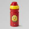 Lego drinking bottle, food, nutritious, drinking, kids, playful, yellow