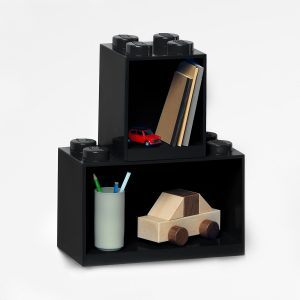 LEGO® Brick Shelf Set