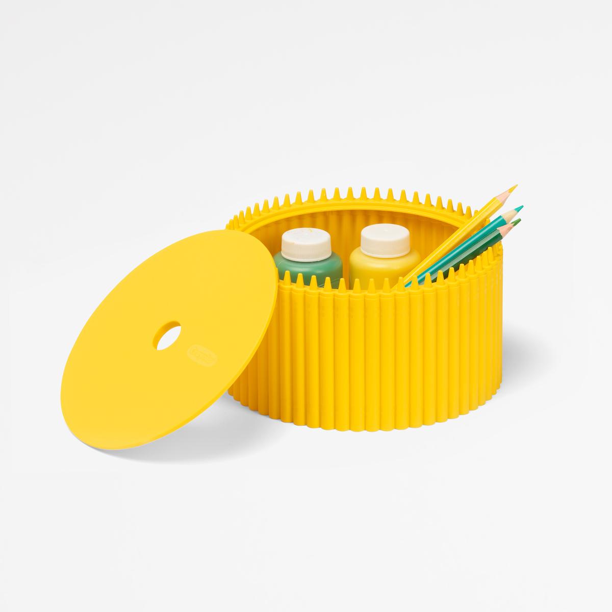 Crayola® Round Storage Box
