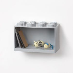 LEGO® Brick Shelf 8 Knobs