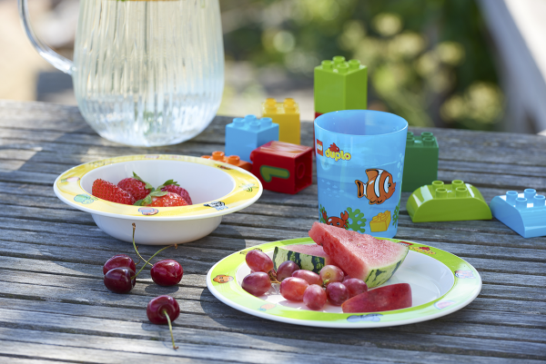 LEGO Duplo, Tableware Set, drink, Fun, fruit, outdoor, cup,